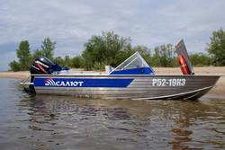 катер Салют 480