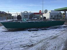лодка Астраханка 900 рыбацкая