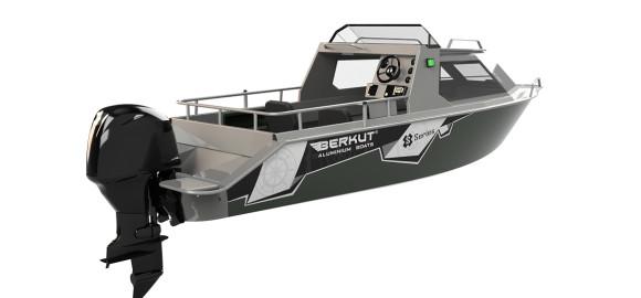 Лодки Беркут S-C (CABIN)