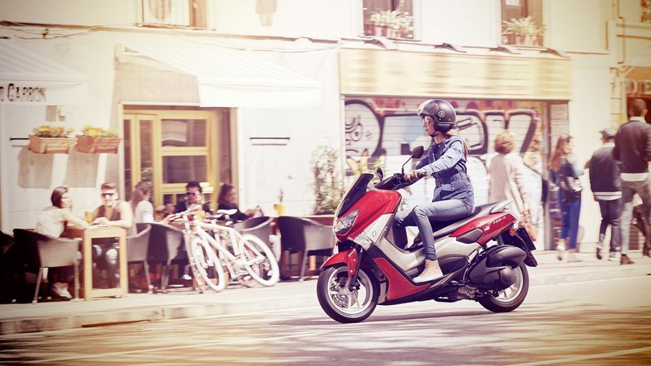 Скутеры Yamaha G125YM