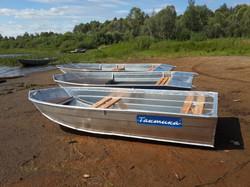 алюминиевая лодка Тактика 270