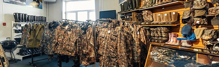 одежда для охотыи рыбалки