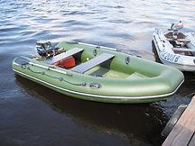 Надувная лодка пвх Скаут 380
