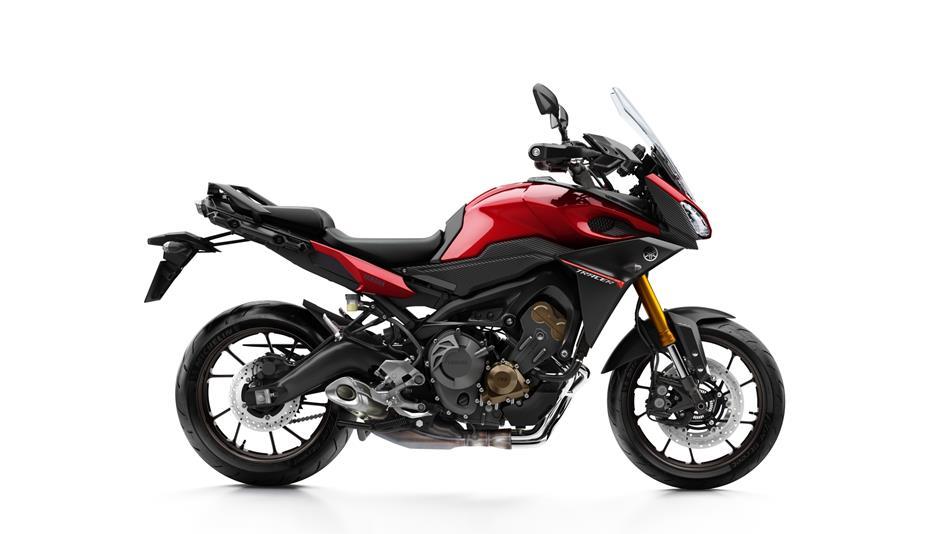 мотоцикл Yamaha MT-09 Tracer