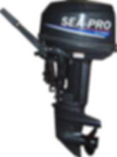 лодочные моторы sea pro T25S