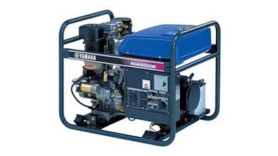 генераторы yamaha EDA5000E  EDA5000TE
