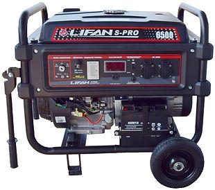 генераторы sea pro sp6500