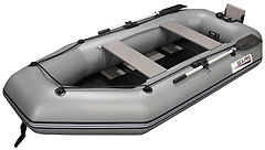 Надувная лодка пвх 260c