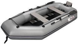 Надувная лодка Sea pro 280c grey