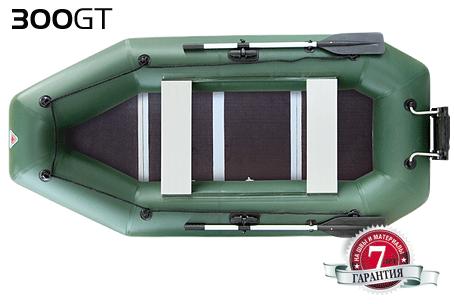 Надувная гребная лодка Yukona 300GT