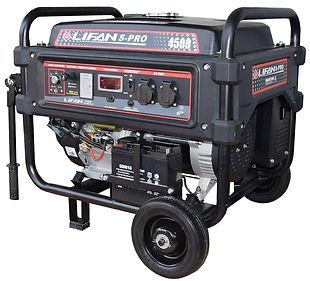 генераторы sea pro sp4500