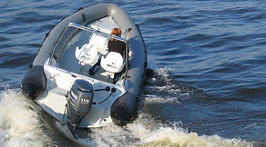 Надувная лодка пвх Буревестник 630