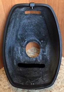 Тохатсу Меркурий 2,5 - 3,5 4такта с наклейками и шумоизоляцией