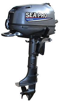 лодочные моторы sea pro F5S