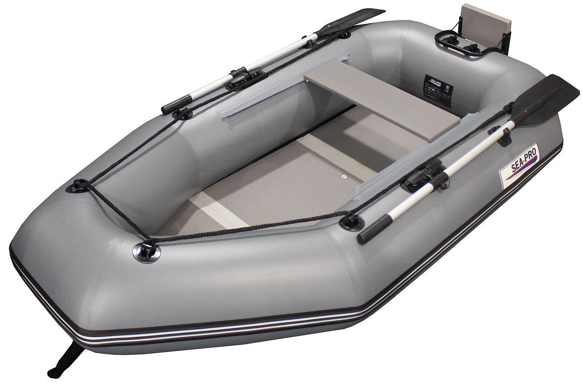 лодка sea-pro 230c grey