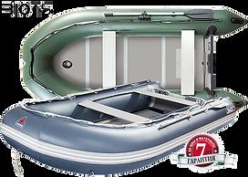 Надувная лодка пвх Yukona 310TS
