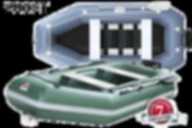 Надувная гребная лодка Yukona 280GT
