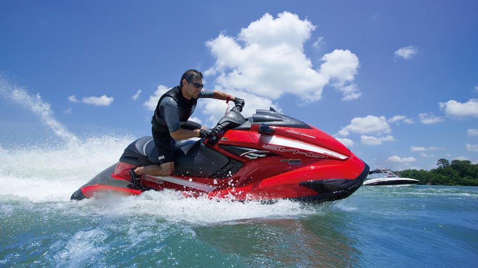Гидроциклы Yamaha FZR