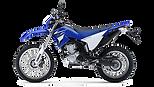 Мотоциклы Ямаха вседорожные