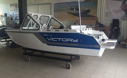 Катер Victory 490 Pro