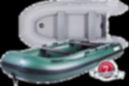 Надувная гребная лодка Yukona 310TSE
