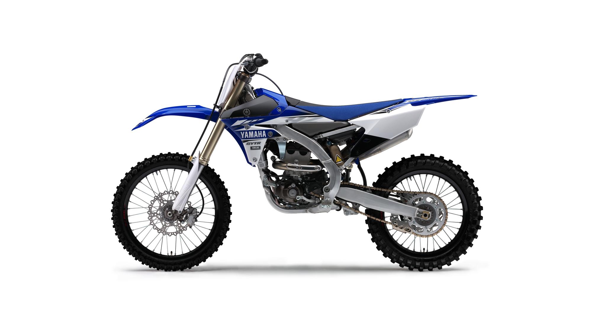 мотоцикл Yamaha WR250RYZ250F