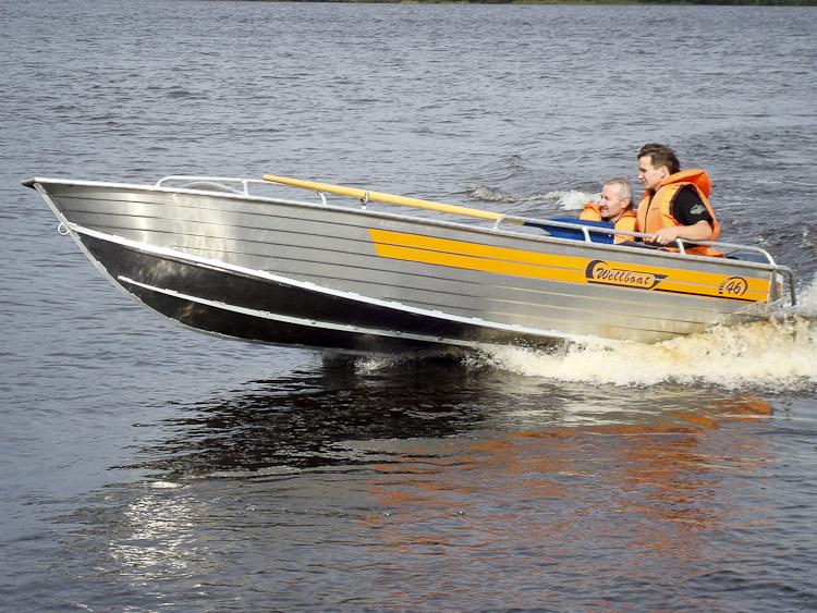 WellBoat Вельвот 46K