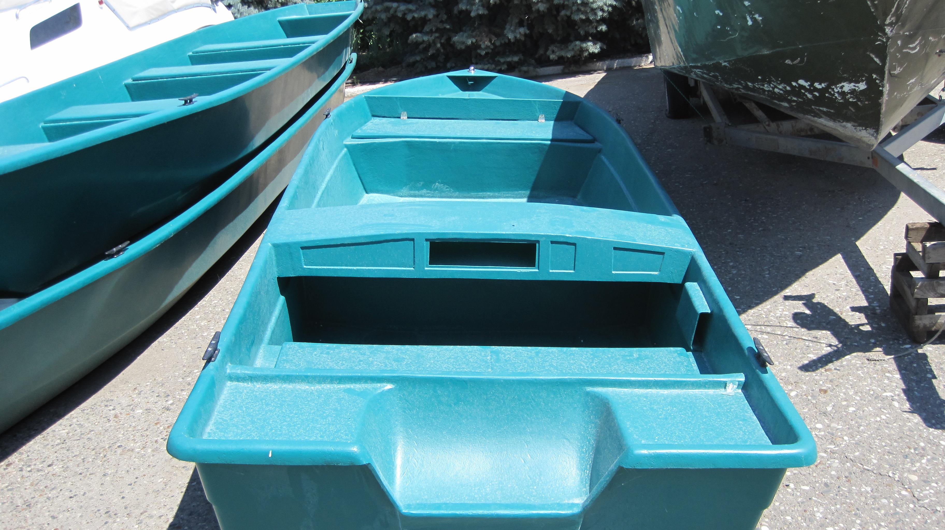 Лодка Астраханка  475 1
