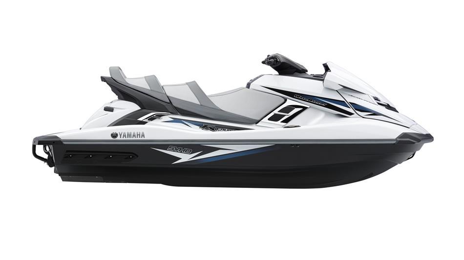 Гидроцикл Yamaha FXCruiser SHO