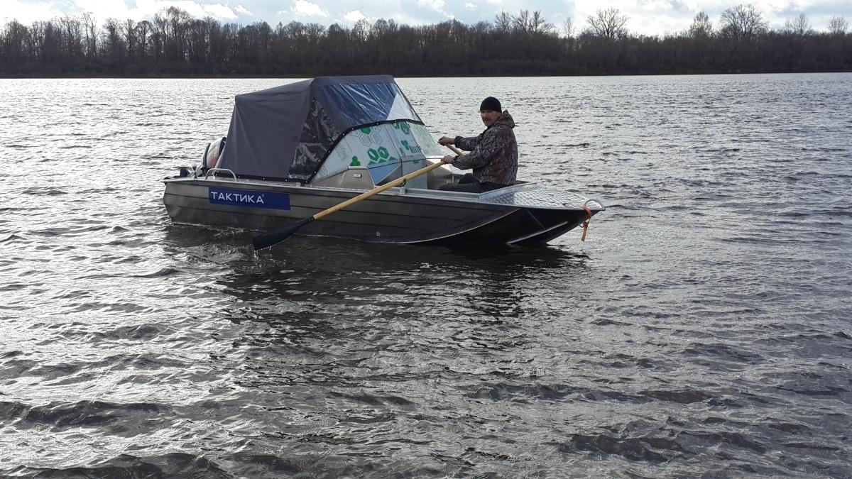 лодки Тактика