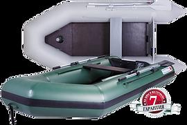 Надувная лодка пвх Yukona 280TLK