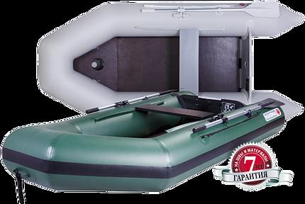 Надувная гребная лодка Yukona 280TLK