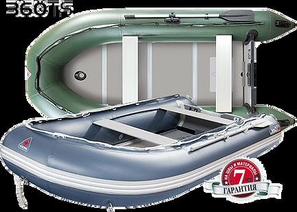 Надувная гребная лодка Yukona 360TS