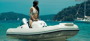 лодка Skylark