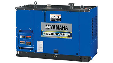 генераторы yamaha EDL18000STE