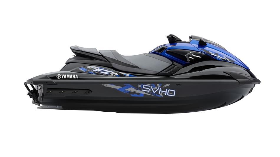 Гидроциклы Yamaha FZS