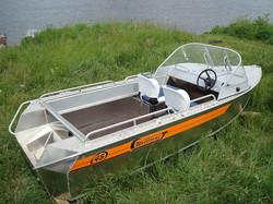 WellBoat Вельвот 45
