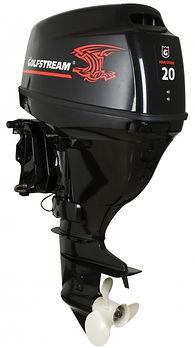 лодочные моторы Golfstream F20FWL