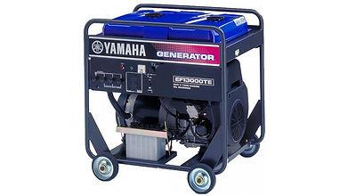 генераторы yamaha EF12000E