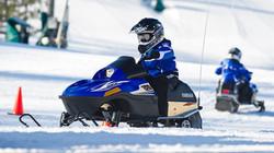 Детские снегоходы Yamaha SRX120