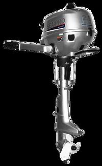лодочные моторы sea pro F2,5S