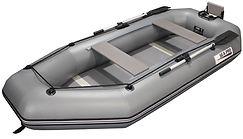 Надувная лодка пвх 280k