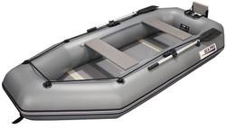 Надувная лодка Sea pro 260c grey