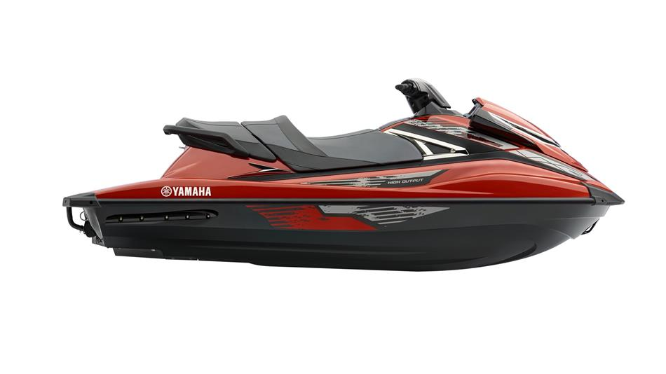 Гидроциклы Yamaha VXR