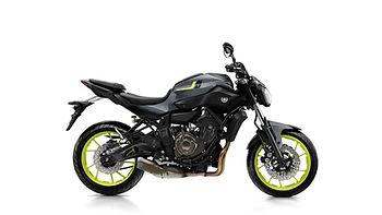 Мотоциклы Yamaha MT 09