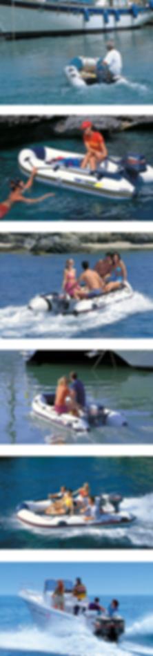 2-х тактные подвесные лодочные моторы Yamaha