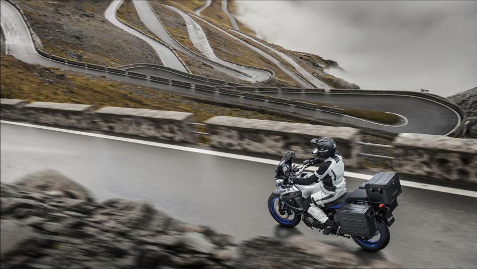 Yamaha XT1200ZE Super Tenere