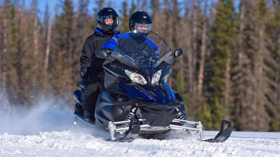 Снегоходы Yamaha RSVENTURE
