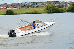 лодка Enigma 460