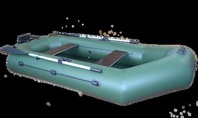 лодка надувная Волга 270